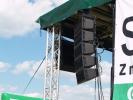 Międzynarodowy Pokaz Maszyn Rolniczych Tarczyn 4-5.06.2011r :: Line Array Hannibal
